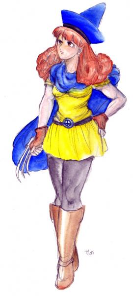The Princess Santeem by Kame