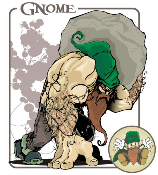 Gnome by Slag