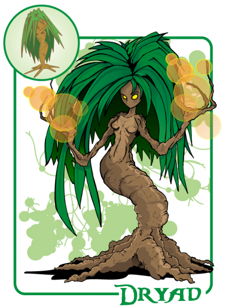 Dryad by Slag