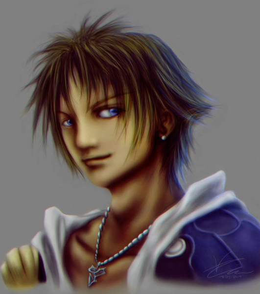 Tidus by Hcxiii