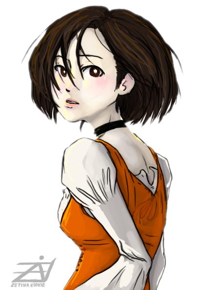 Hair cut by zetina