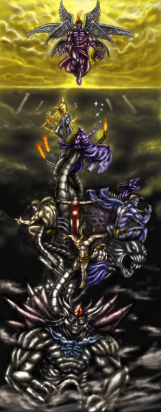 The Long Road to Kefka by SoulStryder210
