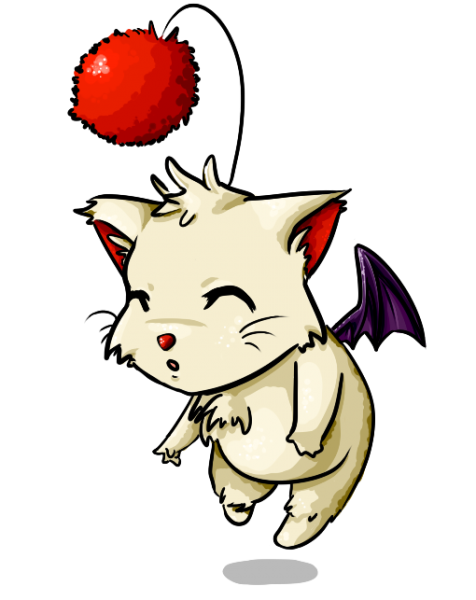 Moogle by baetrix