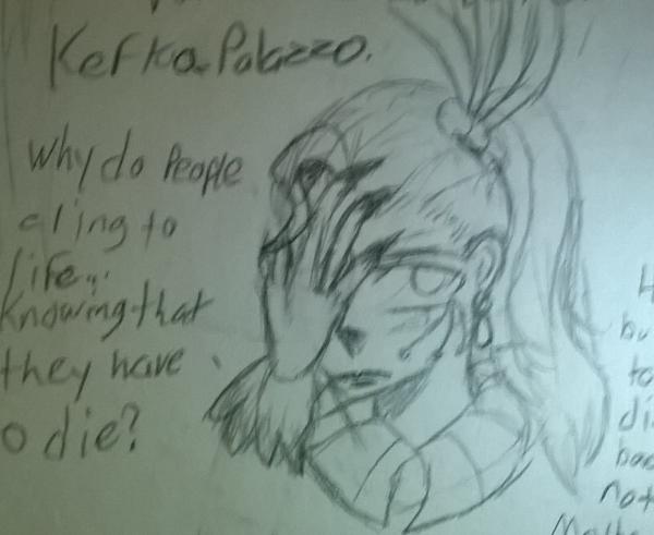 Kefka by Ker