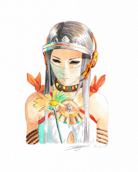 Yeul by OliveArtOlive