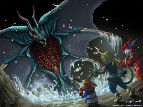 Master Gizamaluke by Grypwolf