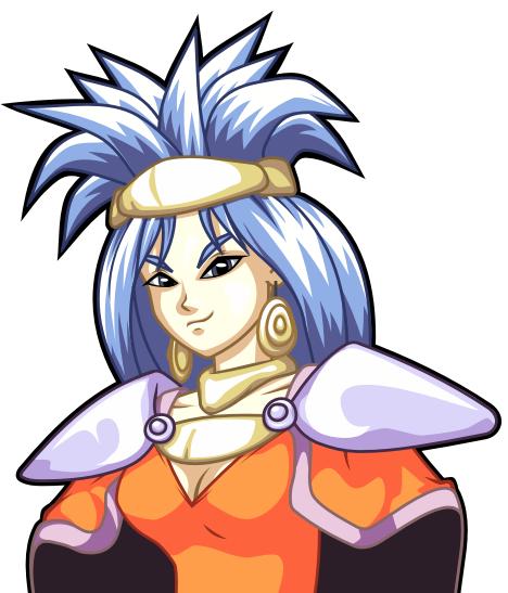 Queen Zeal by Rujuken
