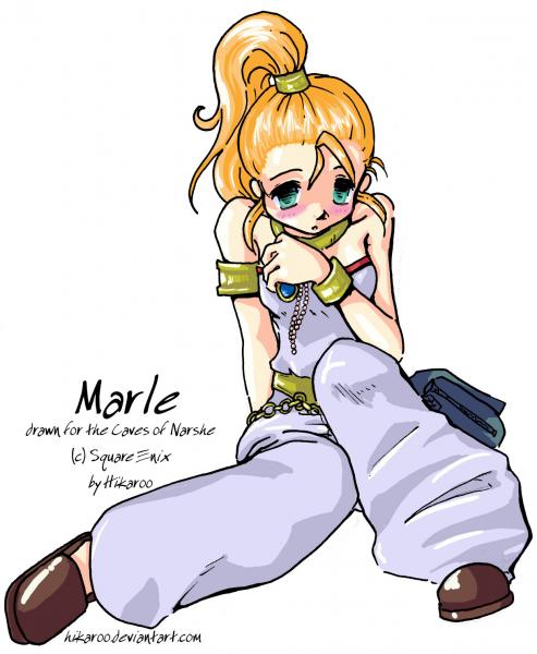 Marle 02 by Hikaroo