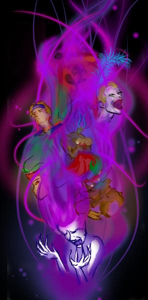 Metamorphosis by finalalias