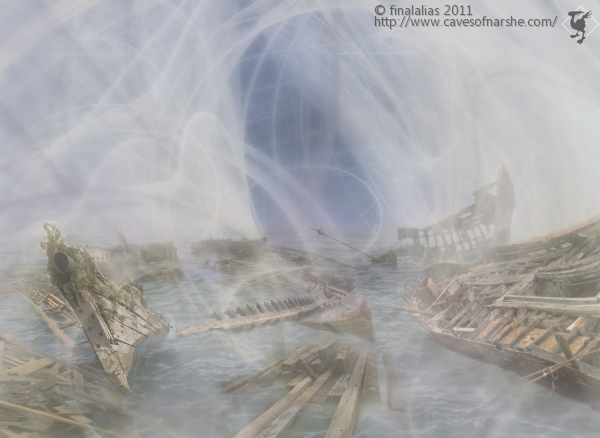 Ship Graveyard by finalalias