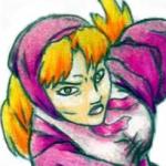 'Ninja Lady' by Galsic