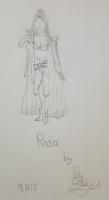 'Rosa' by HolyCeles