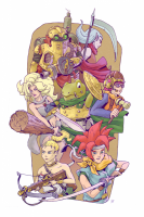 'Chrono Trigger' by Yiannisun