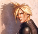 'Cloud Strife' by Lithana