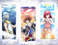 Solstice of the Heart - Kingdom Hearts by belovedchaos1