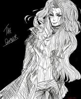 Setzer: The Gambler by Cookierosegirl