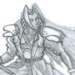 Sephiroth (Untitled) by EqwanoX