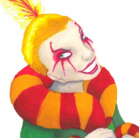 Kefka (Untitled) by Et3rnalCynic