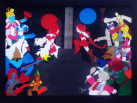 'Final Fantasy IX Paper' by mizueyes777