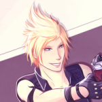 'Prompto!' by hisonae