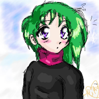 Rydia (Untitled) by Hikaroo