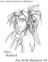 Terra (Untitled) by Blademoor