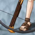 'Marle: Disgaea Archer' by DeathbyChiasmus