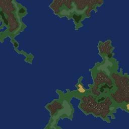 Final Fantasy VI Maps - Caves of Narshe