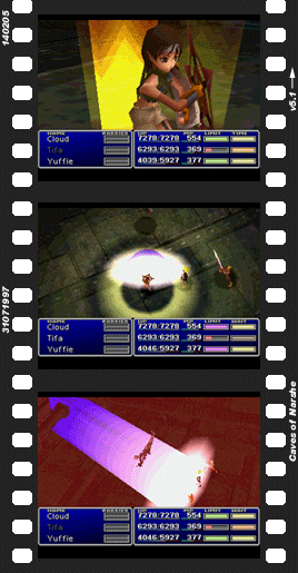 final fantasy 7 how to get limit breaks