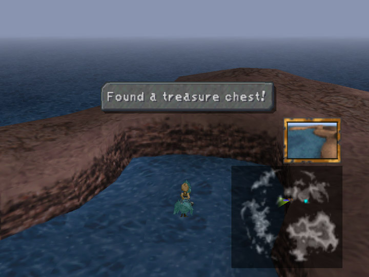 Final Fantasy IX All About Chocobos - Caves of Narshe