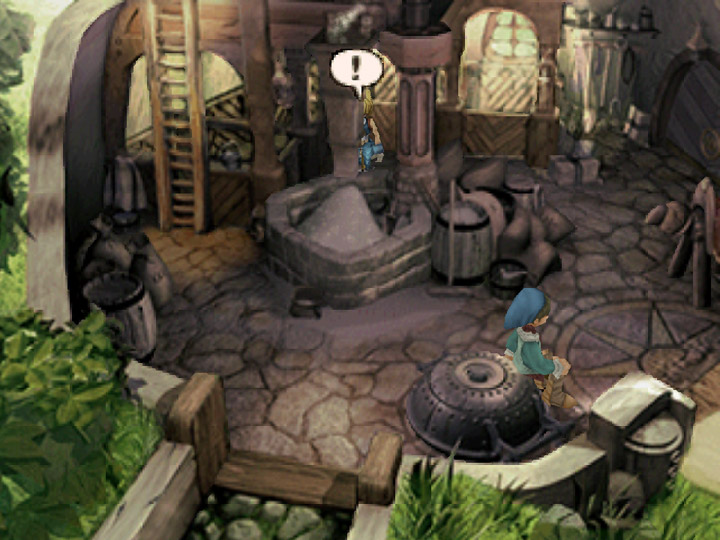 Final Fantasy IX Collecting Stellazzio and Getting the