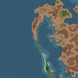 Final Fantasy IX Map - Caves of Narshe