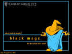 Black Mage Wallpaper